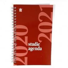520stu112.ro , Studieagenda 2020-2021 spiraal rood a5