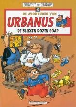 Urbanus,   Linthout Urbanus De blikken dozen soap