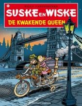 Willy  Vandersteen Suske en Wiske 313 De kwakende queen