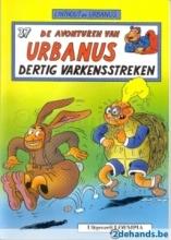 Urbanus Urbanus Dertig varkensstreken