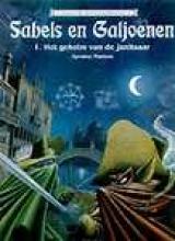 Masbou,,Jean-luc/ Ayroles,,Alain Sabels en Galjoenen 01