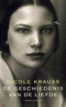 Nicole  Krauss De geschiedenis van de liefde - midprice