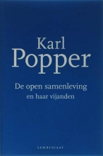 Karl Popper , De open samenleving en haar vijanden