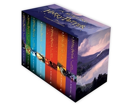 Rowling, J K,Harry Potter : The Complete Collection