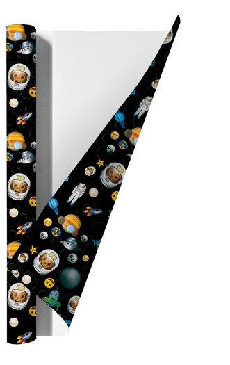 ,Emoji - Space Monkey - Kaftpapier - BTS 21-22 los