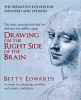 Edwards, Betty, Drawing on the Right Side of the Brain