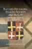 Gordon Mckelvie, Bastard Feudalism, English Society and the Law - The Statutes of Livery, 1390-1520
