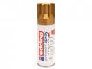 ,<b>Verfspuitbus edding 5200 permanent spray mat rijkgoud</b>
