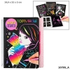 ,<b>Topmodel magic scratch book cat</b>
