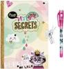 ,<b>Dagboek top secret met geheimschriftpen meisjes</b>