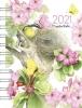 ,<b>Agenda 2021 hallmark marjolein bastin spiraal week 110 x 155</b>