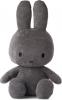 <b>Btt-24.182.222</b>,Nijntje - corduroy - grey - knuffel - pluche - 50 cm.