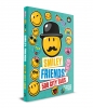 Smiley, Smiley Go! friends - met 500 afbreekbare stickers