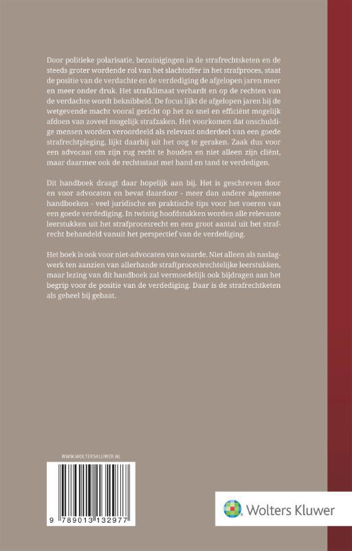 ,Handboek verdediging