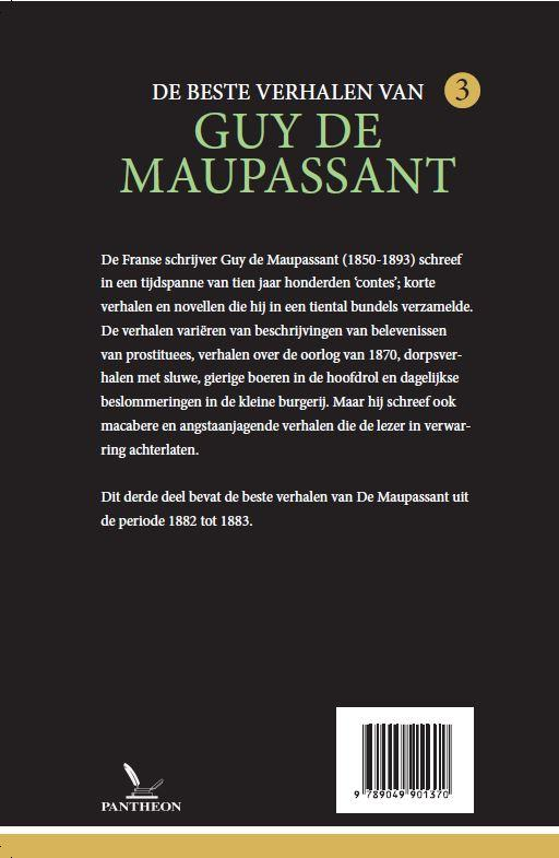 Guy de Maupassant,De beste verhalen van Guy de Maupassant 3