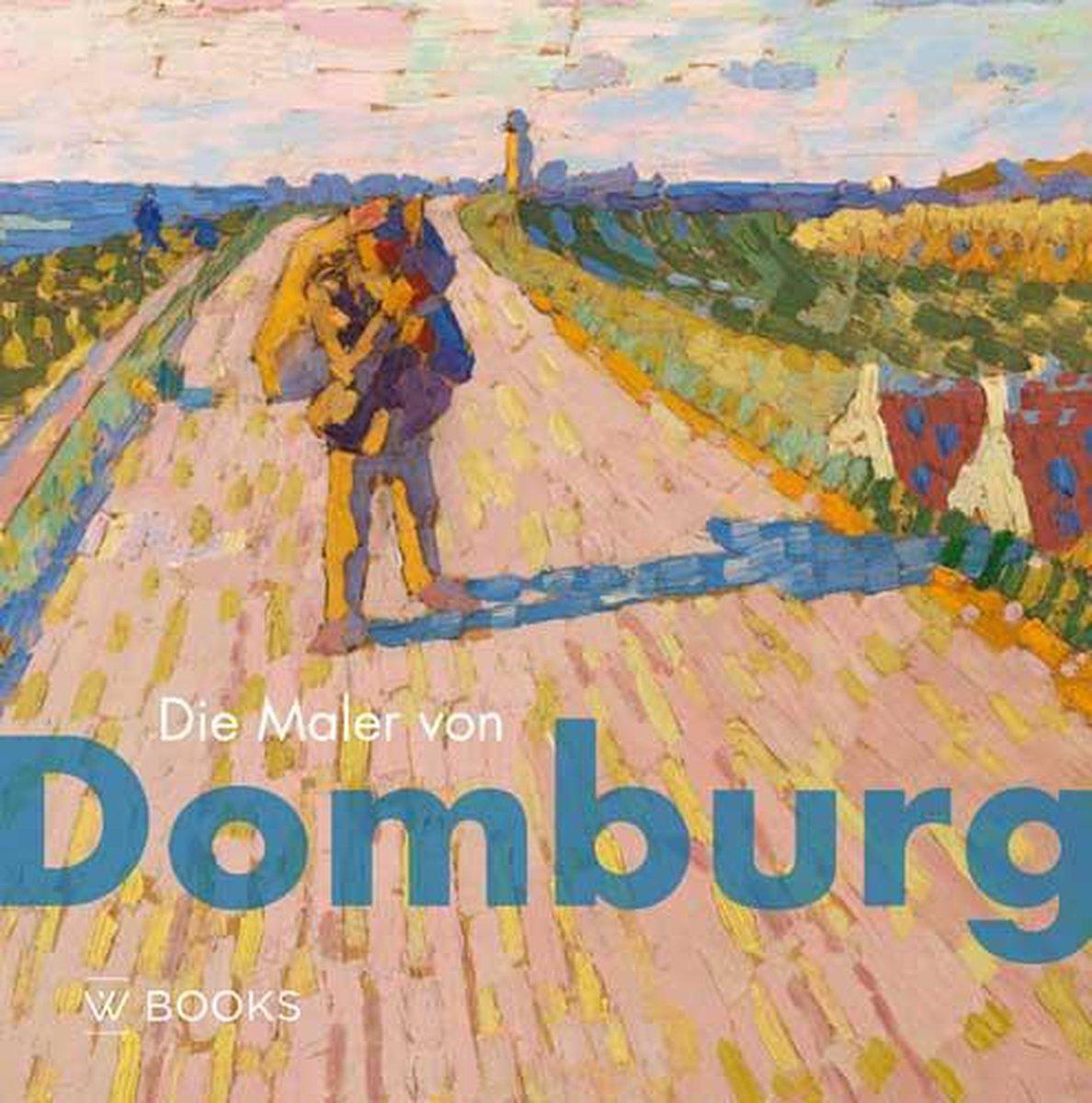 Francisca van Vloten,Die Maler von Domburg