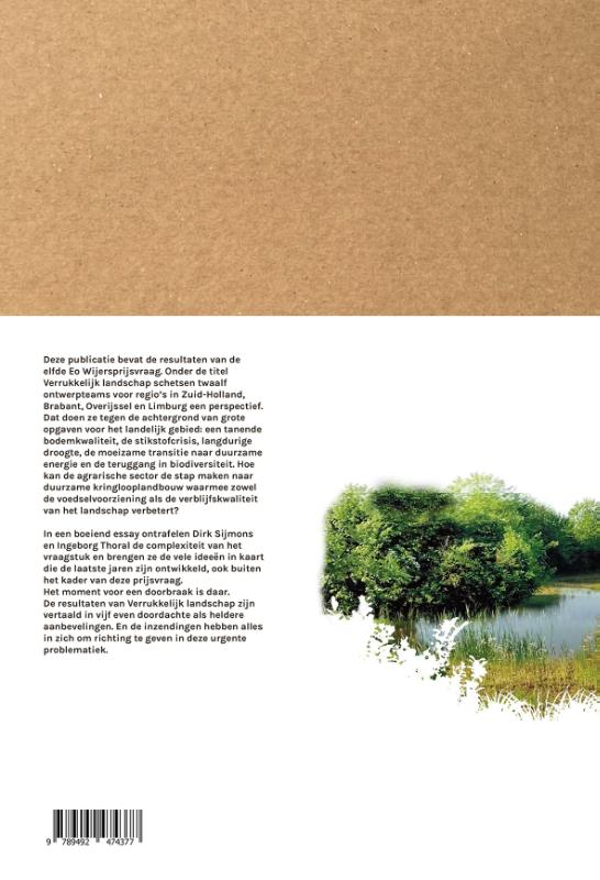 Dirk Sijmons, Mark Hendriks, Ingeborg Thoral,Verrukkelijk landschap