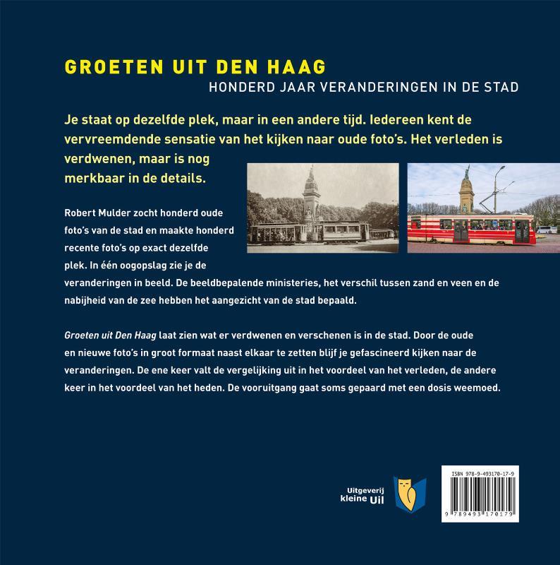 Robert Mulder,Groeten uit Den Haag
