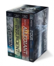 Veronica,Roth Divergent Box Set