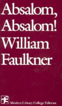Faulkner, William Absalom, Absalom!