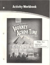 McGraw-Hill Education Journey Across Time, Early Ages, Activity Workbook, Student Edition