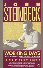 Steinbeck, John Working Days