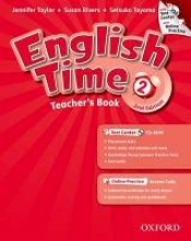 English Time 2. 2nd Edition. Teacher`s Book with Test Centre & Online Practice Pack