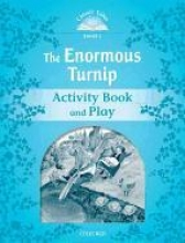 Arengo, Sue The Enormous Turnip Activity Book & Play