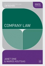 Dine, Janet Company Law