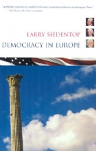 Siedentop, Larry Democracy in Europe