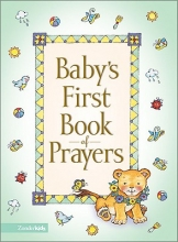 Carlson, Melody Babys First Book of Prayers