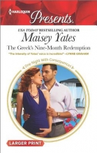 Yates, Maisey The Greek`s Nine-Month Redemption