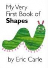 Carle, Eric My Very First Book Of Shapes