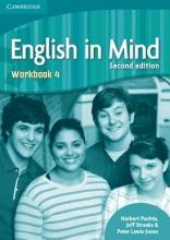 Puchta, Herbert English in Mind Level 4 Workbook: Level 4