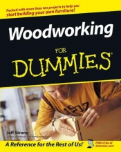 Strong, Jeff Woodworking For Dummies