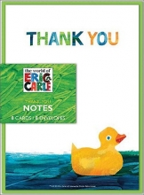 Carle, Eric Eric Carle Thank-you Notes