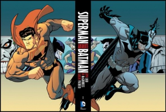 Loeb, Jeph Absolute Superman/Batman Vol. 2