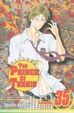 Konomi, Takeshi The Prince of Tennis, Volume 35