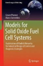 Pianese, Cesare Models for Solid Oxide Fuel Cell Systems