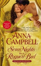 Campbell, Anna Seven Nights in a Rogue`s Bed