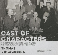 Vinciguerra, Thomas Cast of Characters