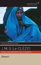 Clezio, J. M. G. Le Desert