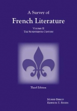 Rivers, Kenneth T.,   Bishop, Morris Survey of French Literature