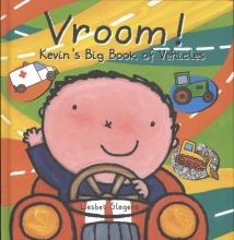 Slegers, Liesbet Vroom! kevin`s big book of vehicles