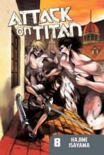 Isayama, Hajime Attack on Titan 8