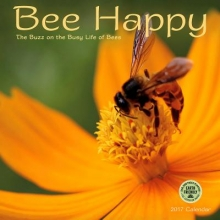 Bee Happy 2017 Wall Calendar