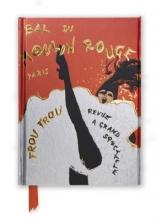 Rene Gruau Bal Du Moulin Rouge (Foiled Journal)