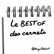 Hugo Poliart , Le Best of des Carnets