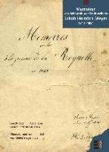Memoiren des Winterthurer Stadtratsweibels Jakob Heinrich Meyer 1814-1894
