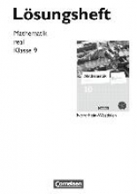 Siebert, Axel Mathematik real 10. Sj. Lös. Diff. Ausg. NRW